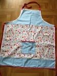 finished apron